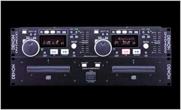 Denon DN-4000 (MP3)