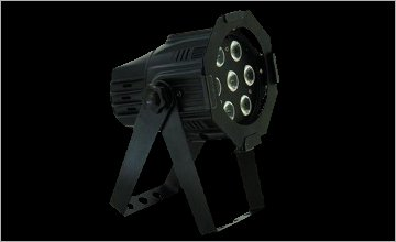 Eurolite LED ML-30 QCL 7x8W black
